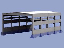 logiciel de cao 2d 3d de construction en b ton arm bocad service international s a bocad 3d. Black Bedroom Furniture Sets. Home Design Ideas