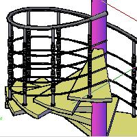 logiciel de cao 2d 3d de construction m tallique cesi2d. Black Bedroom Furniture Sets. Home Design Ideas