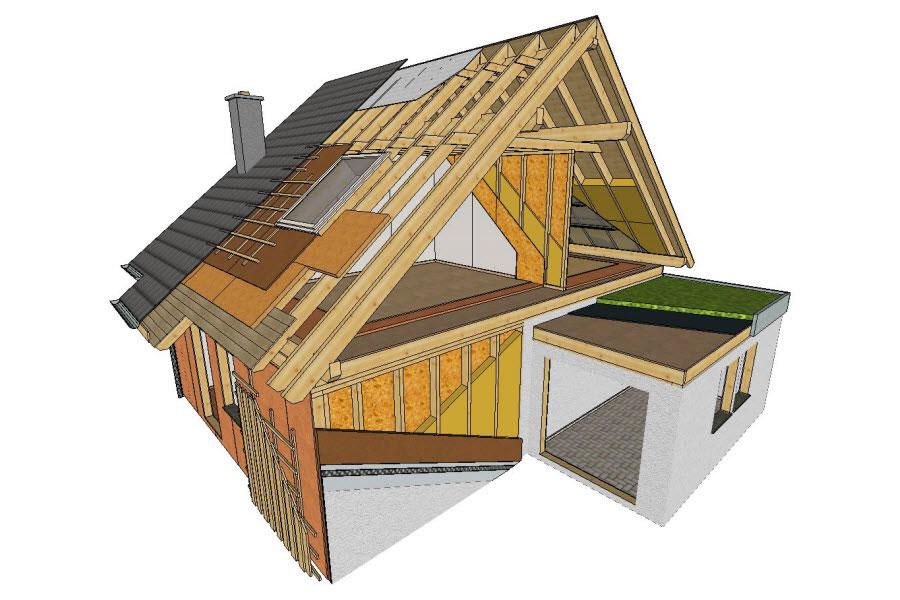 logiciel de cao 2d 3d de construction en bois dietrich 39 s dietrich 39 s syst me tradi pour. Black Bedroom Furniture Sets. Home Design Ideas