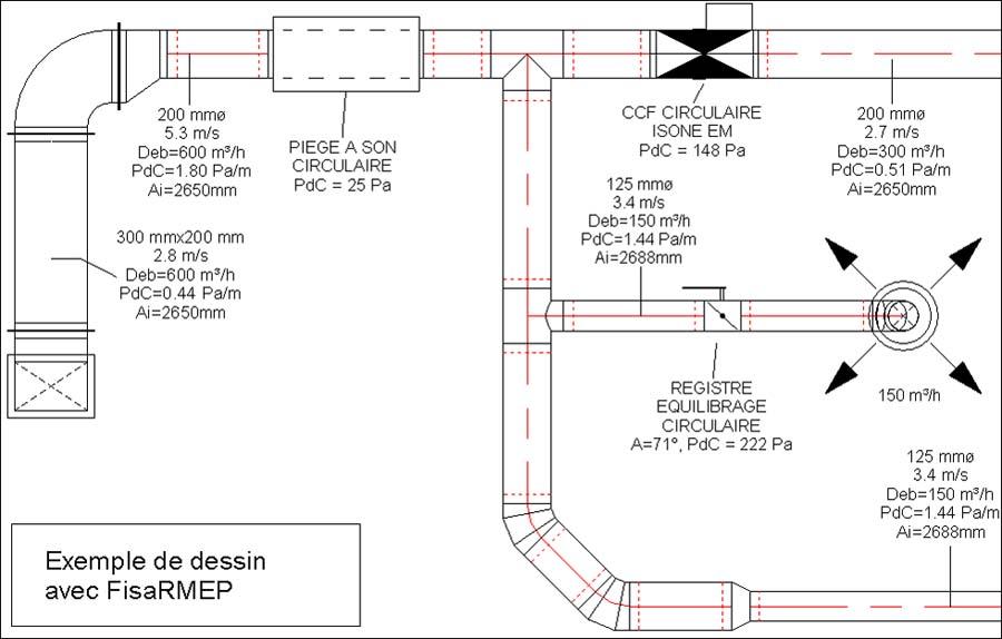 logiciel mep de chauffage ventilation climatisation lectricit fauconnet ingenierie sas. Black Bedroom Furniture Sets. Home Design Ideas