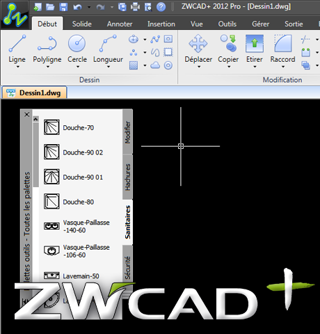 logiciel zwcad