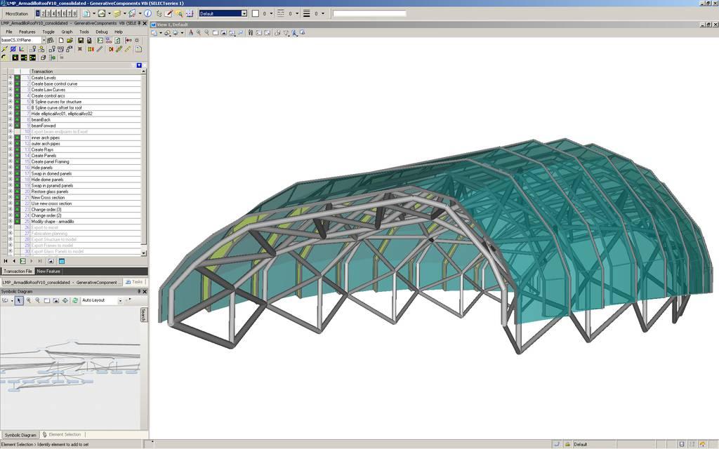 Logiciel de cao 2d 3d de construction bentley systems for Logiciel 3d construction