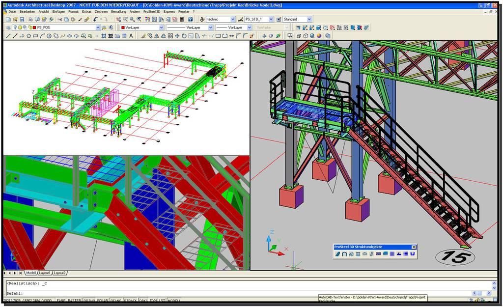 Logiciel cao 3d logiciel design d cao et architecture en for Logiciel 3d construction