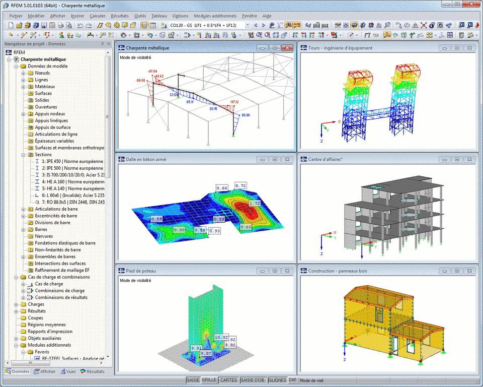calcul des massifs de fondation pour pylones pdf